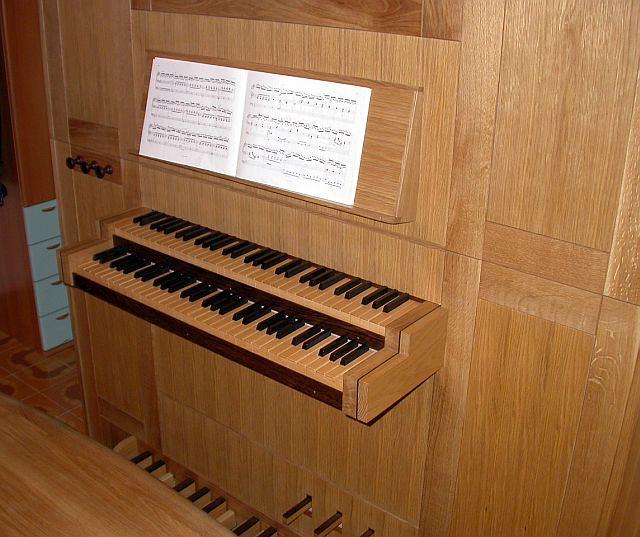 Organo da studio