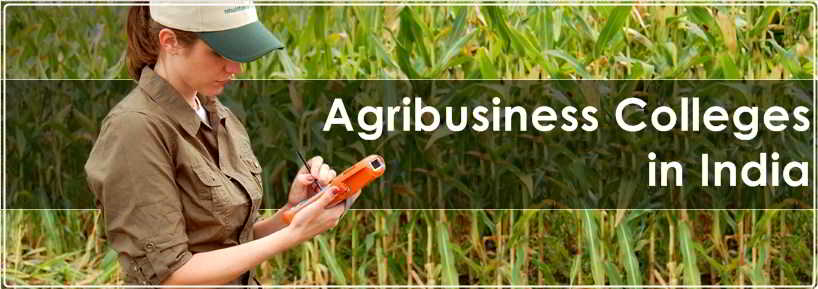 Agribusiness Colleges in India