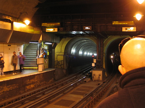 IMG_4462 Brunel Tunnel, Wapping Station, London Open House | by globalNix