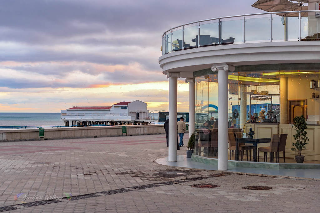 Evening Seafront