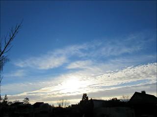 Morning sky 1/5/17