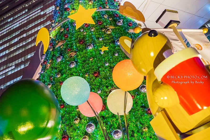 2016.Dec Christmas @南港軟體園區, 台北