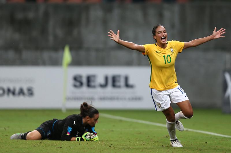Brasil x Itália pelo Torneio Internacional de Seleções Femininas