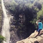 Salto de Apoquindo #CerroAguasdeRamón #Santiago