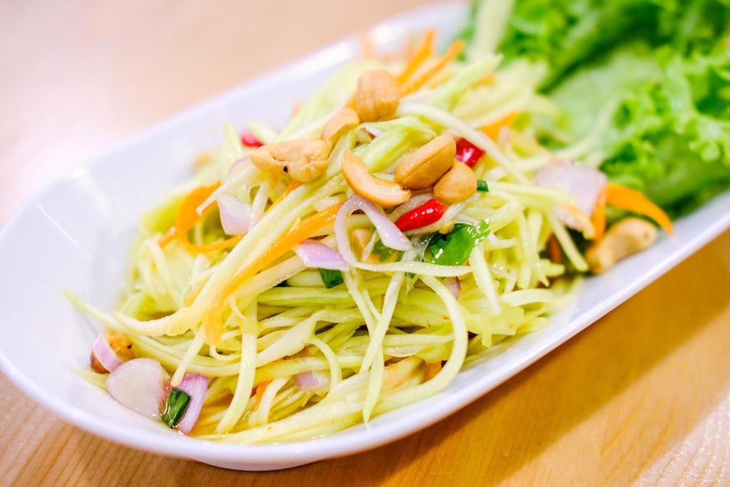 nangfa-thai-kitchen-thai-mango-salad