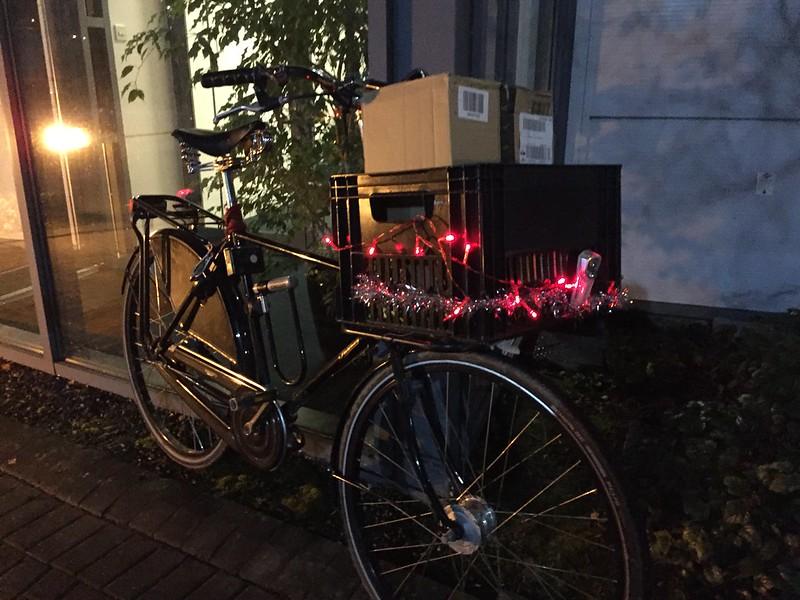 Christmas Bike!
