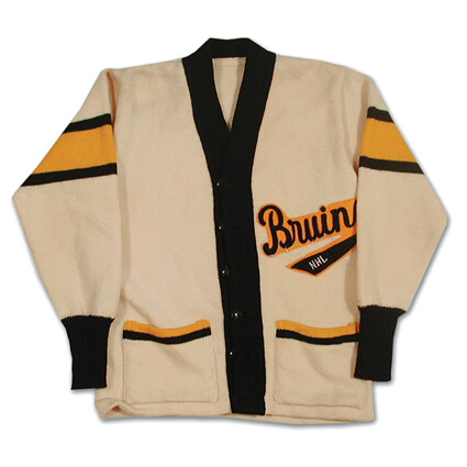 Boston Bruins cardigan  Schmidt