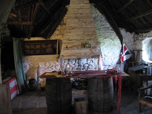 Leanach Cottage - Culloden