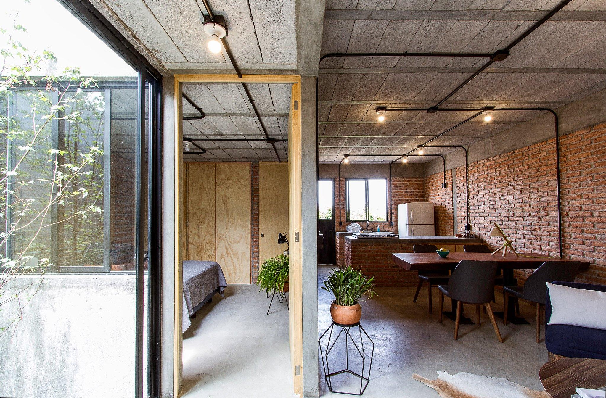 Mexican studio created by Intersticial Arquitectura Sundeno 5