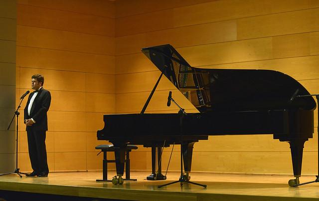 Concerts a la Fundació: Concierto Andrey Yaroshinsky. Piano