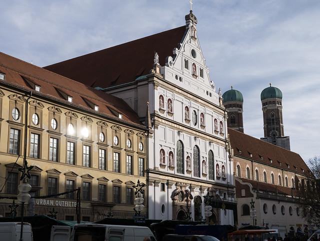 Altstadt Reflection