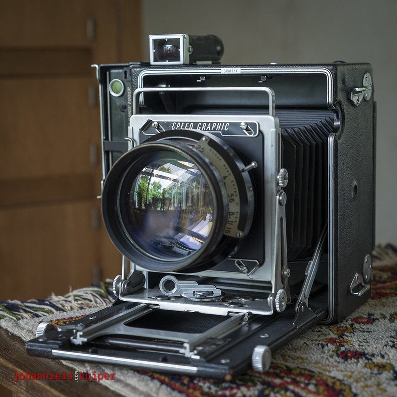 Graflex Speed Aero!