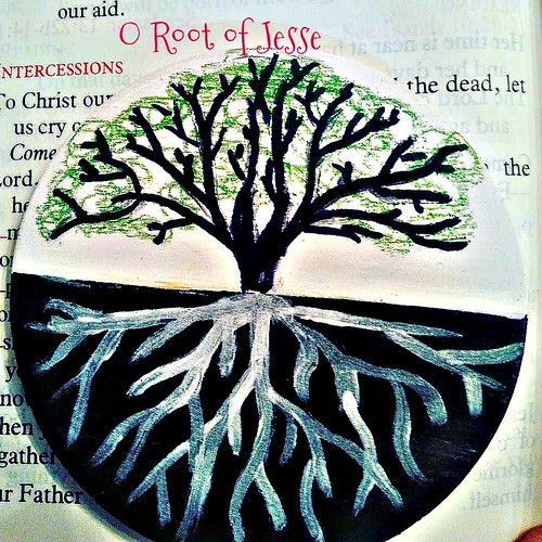 O Root of Jesse