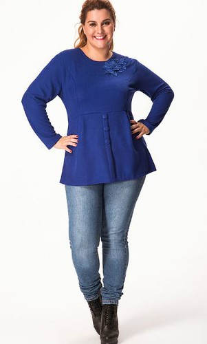 plus size clothing casual