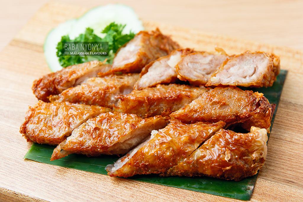 chicken lobak Baba Nyonya Avenue K