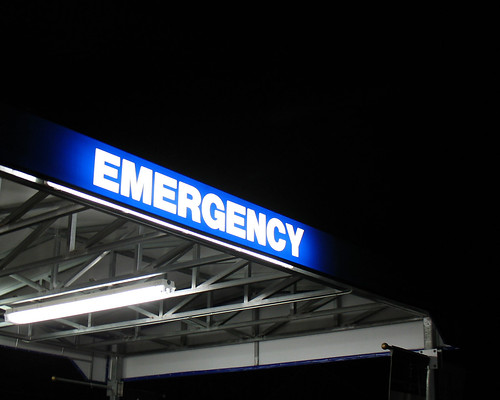 emergency1 | by Paul Keleher