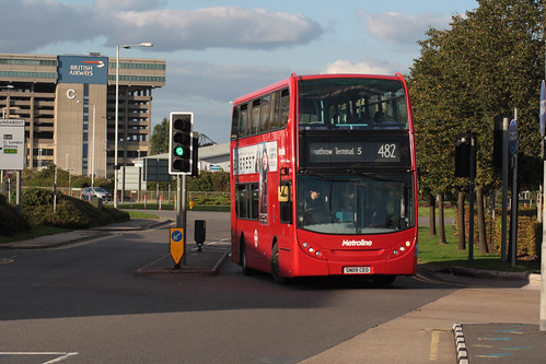 Metroline West TE1724 SN09CEO