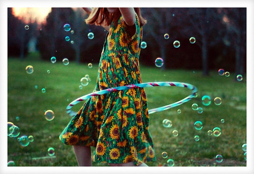 bubble dance II | by FragmentaryBlue