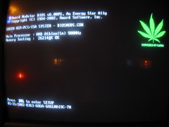 best...reboot...ever - A-Bit modified BIOS replaces EPA logo with pot leaf - 112-1288_IMG | by Rev. Xanatos Satanicos Bombasticos (ClintJCL)