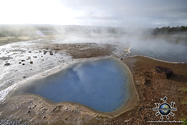 Geysir, Islandia.