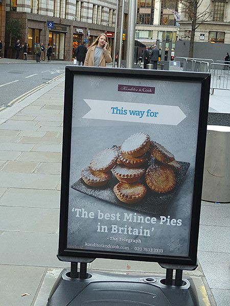 this way for the best mince pies in Britain