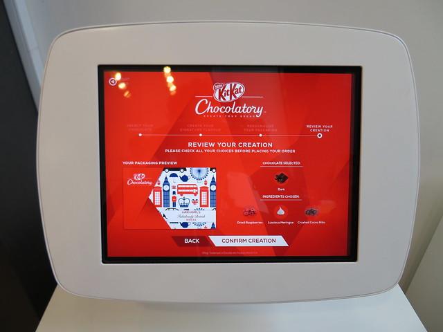 London Kit Kat Chocolatory