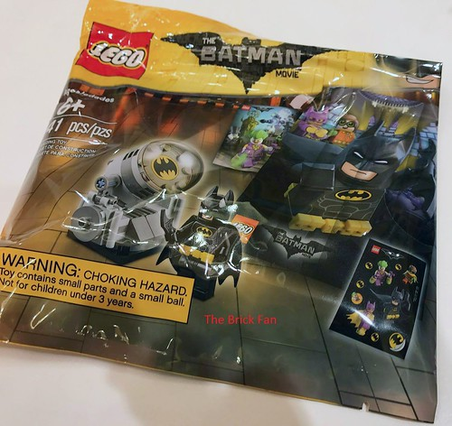 The LEGO Batman Movie Accessory Pack