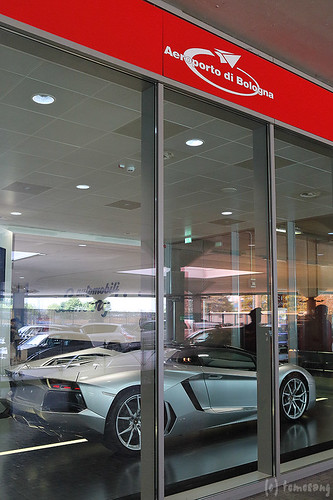 Lamborghini at BLQ