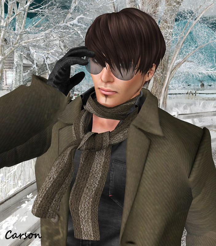 A&D Clothing - Top Gun Glasses Deadwool - Erik Gloves Mera - Scarf