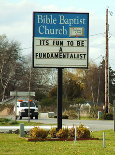 It's Fun To Be A Fundamentalist | by Curtis Gregory Perry