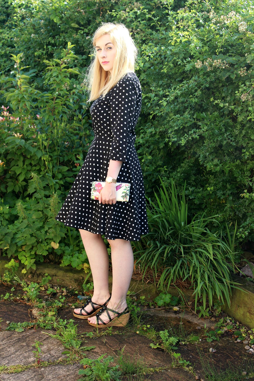 Polka Dot | Yumi 30 Days of Summer