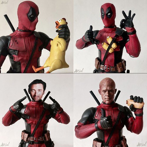 Deadpool Ario