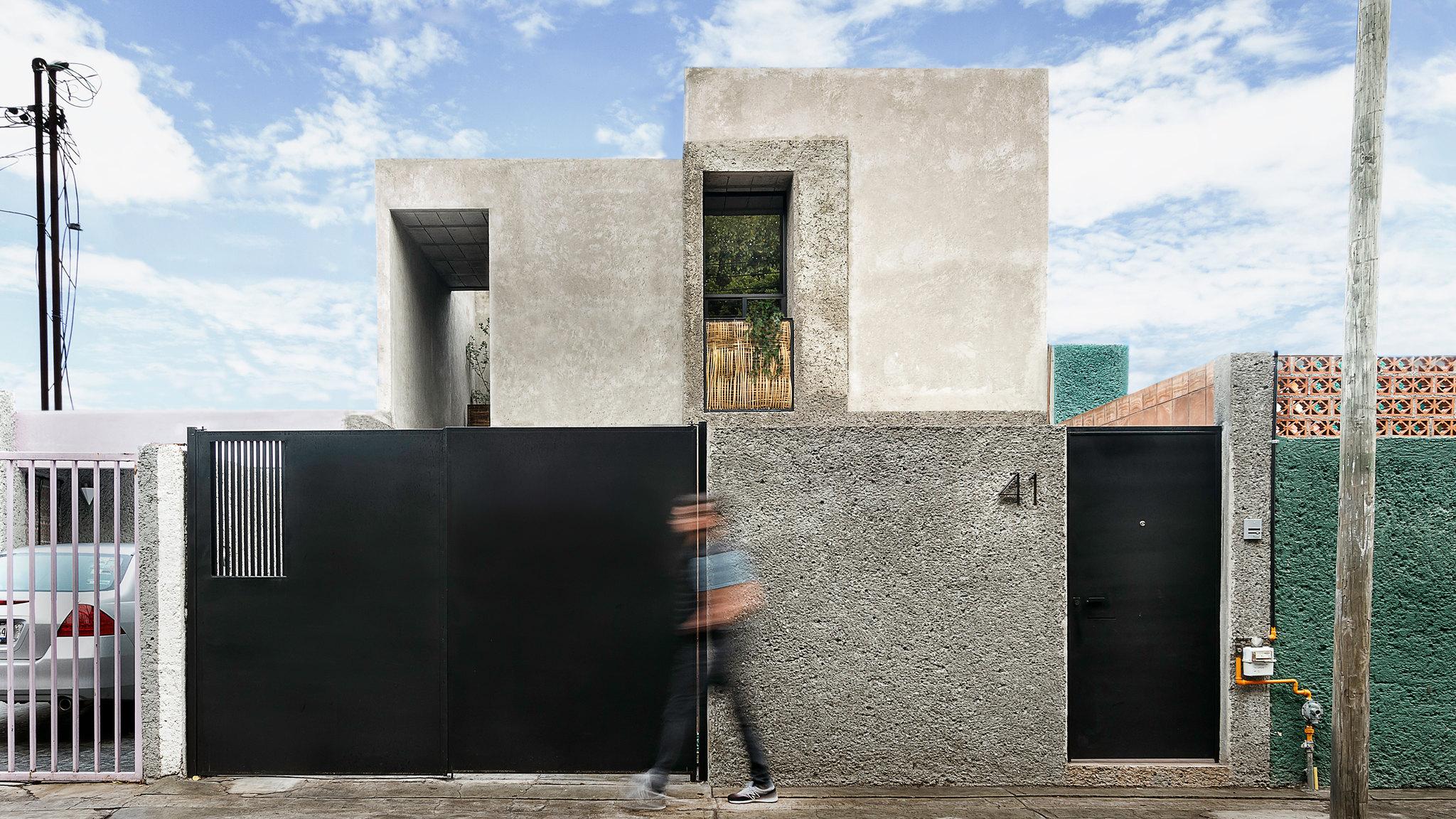 Mexican studio created by Intersticial Arquitectura Sundeno 10