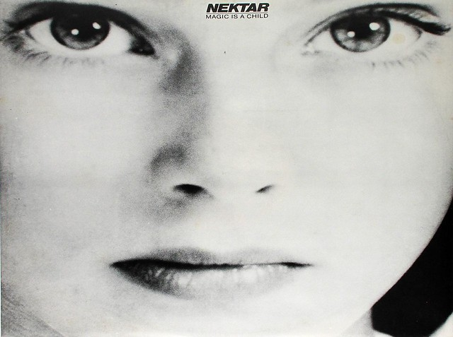 "NEKTAR MAGIC IS A CHILD 12"" LP"