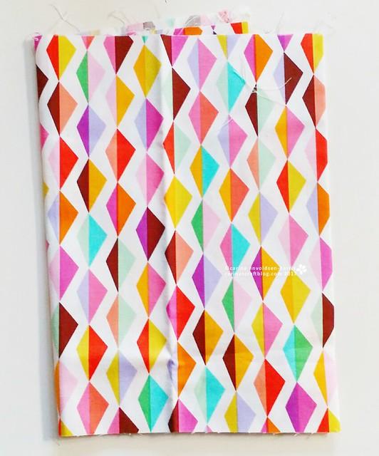 Origami oasis fabric