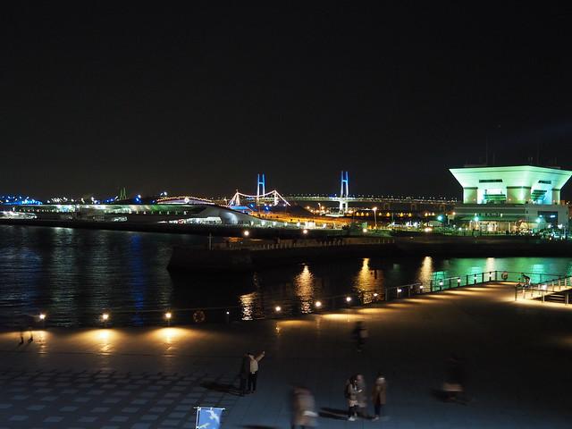 Yokohama City Night at Christmas Eve 2016 (28)