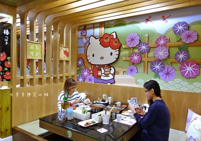 23 HELLO KITTY Shabu-Shabu 火鍋二號店 Hello Kitty  火鍋
