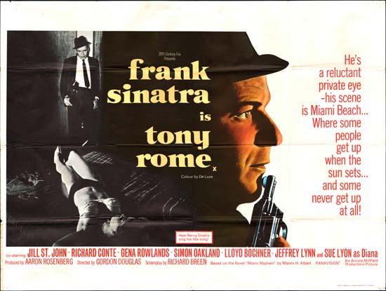 Tony Rome - Poster 5