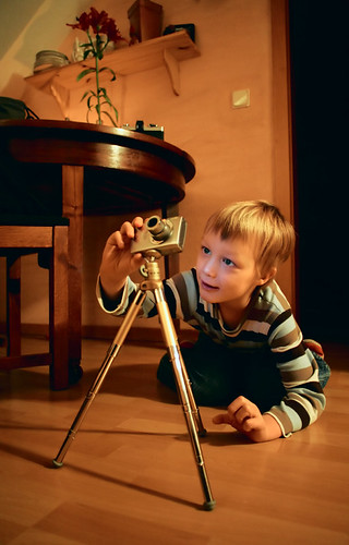 young photographer | by patrick wilken