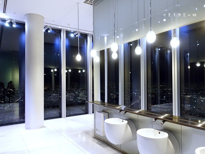 58 日本大阪 阿倍野展望台 HARUKAS 300 日本第一高摩天大樓 360度無死角視野 日夜皆美