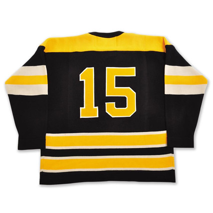 Boston Bruins 1950-51 B jersey