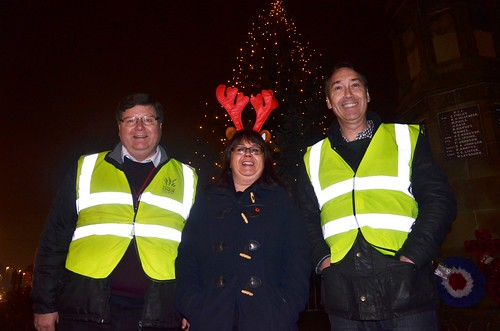 Swalwell Christmas lights switch on Dec 16 (7)