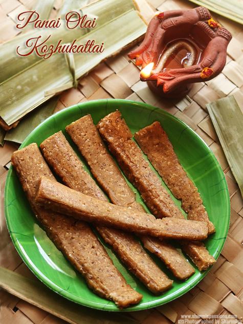 Panai Olai Kozhukattai Recipe Recipe