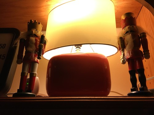Nutcrackers Standing Guard