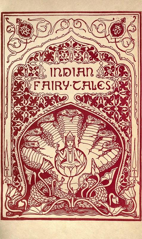 001-Portada-Cuentos de hadas indios-1892- John Batten