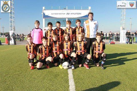 VII Copa Federación Fase* Alevín J7