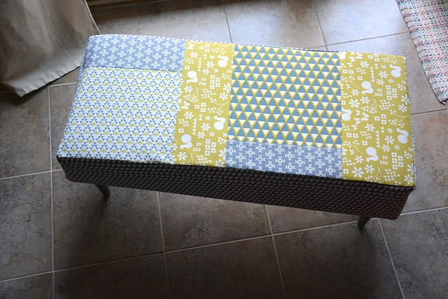 FO: Grellow bench