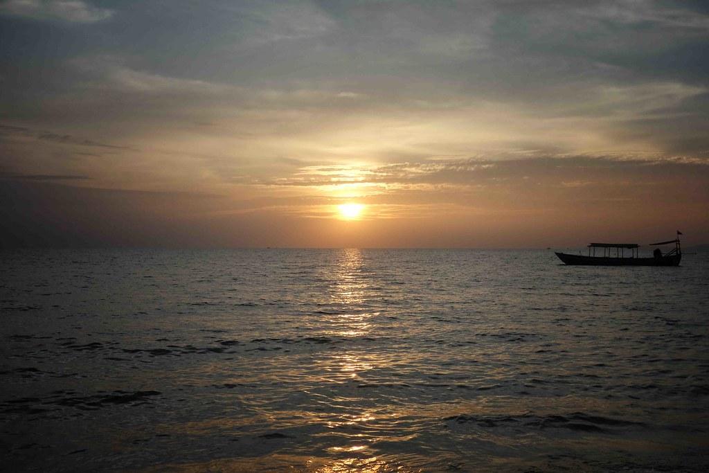 Cambodge - Otres Beach, Koh Ta Kiev, Kep
