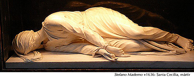 Maderno - Sta. Cecilia, mártir