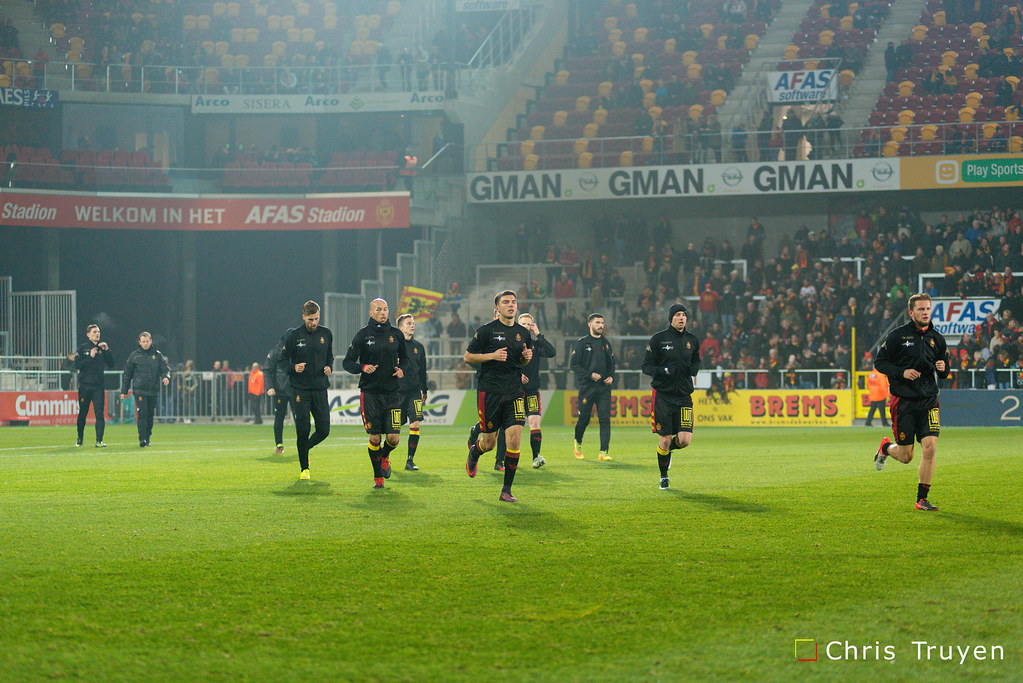 KV Mechelen - Waasland-Beveren (17/12/2016)